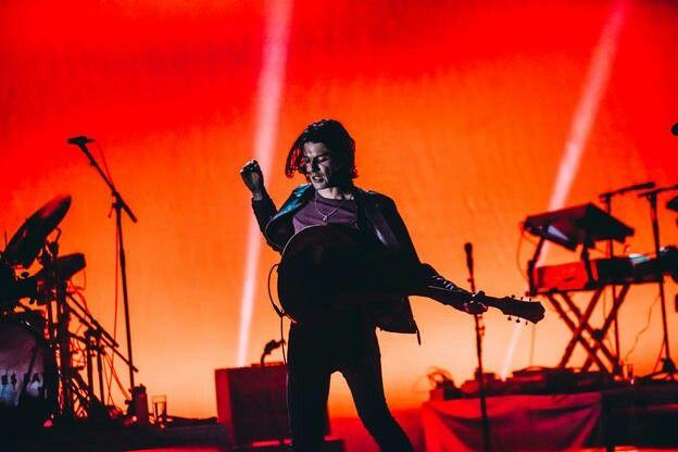 Los Angeles, CA 03.25.2019 James bay, Los angeles, Concert