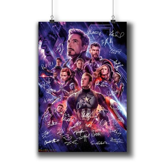 the avengers end game casts pp