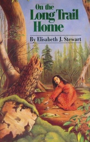 On the long trail home by Elisabeth Jane Stewart