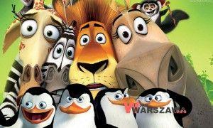 Bezpłatny seans filmy dla dzieci – Madagaskar 3
