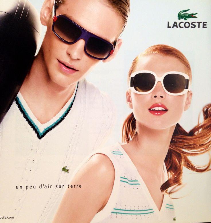 LACOSTE  Sunglasses www.optyktuszynska.pl