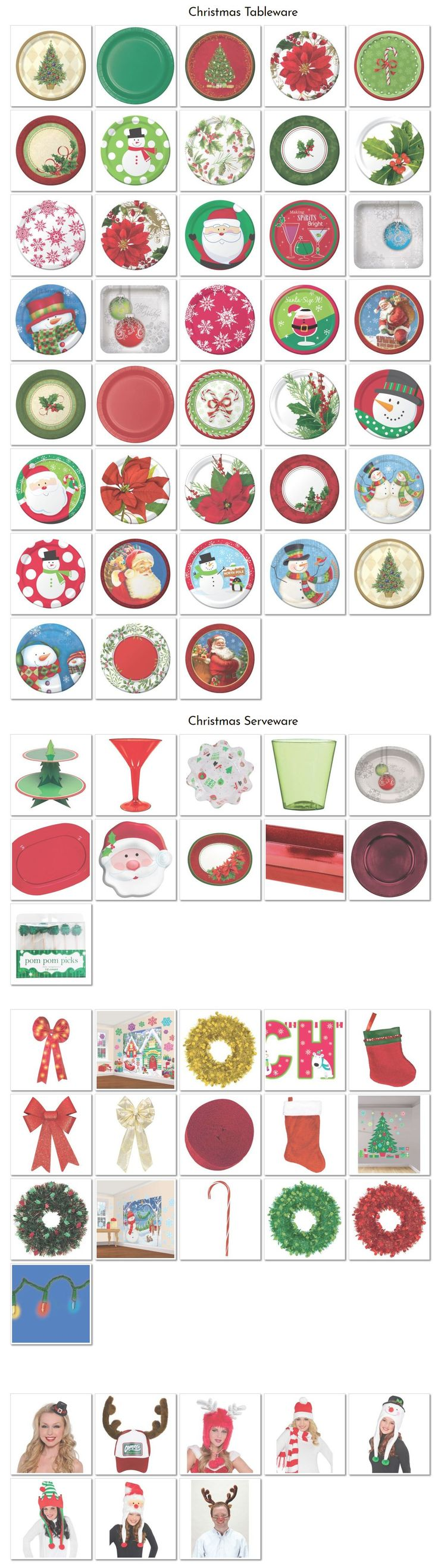 t's the most wonderful time of the year! Prep for your Christmas parties and events with  themed plates, napkins and more from The Party Place! Don't forget to ask Santa for a Party Place gift card or give one to a friend who loves to party. Also ask about our balloon creations and delivery options for your event this season.  https://www.partyplacear.com/party-supplies/holidays/christmas #ThePartyPlace #Christmas