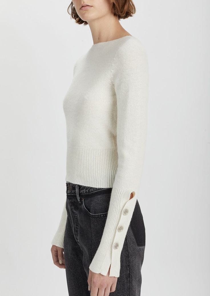 Shetland Fitted Sweater
