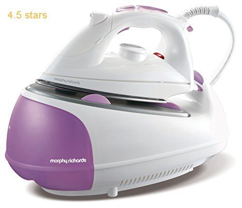 Morphy Richards 333020 Jet Steam Generator 2200 W  Pink/White