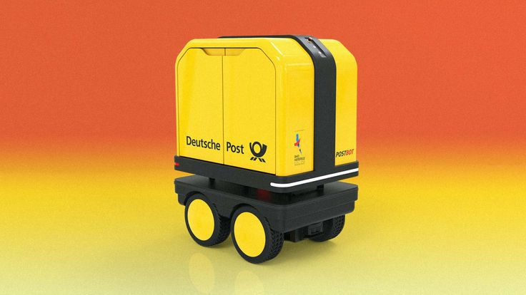 The R2-D2 Of Mail Delivery Helps Postal Workers On Their Rounds   Netfloor USA