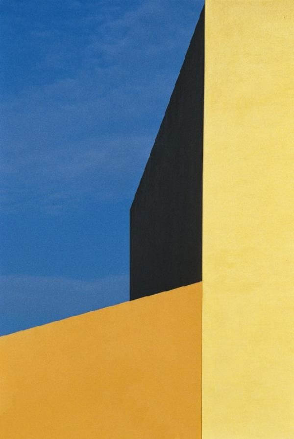 URBAN LANDSCAPE, LOS ANGELES  1990.  Image by Franco Fontana.