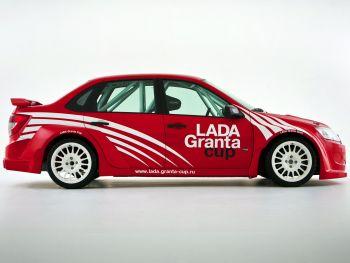 Lada Granta Sport (2190 Спорт) '2011–pr.