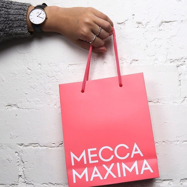 I really want a gift voucher for Mecca Maxima - I love the make up there, but probably easier if I go and buy it myself :) You can even buy the gift card online with free shipping! You never have to leave the house