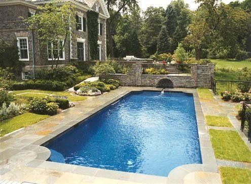 Grecian swimming pool designs google search backyard for Grecian pool shape