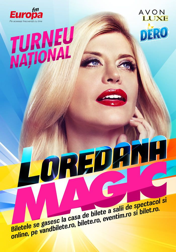 Loredana pleaca in turneu pe 10 martie!  http://www.emonden.co/loredana-pleaca-turneu-pe-10-martie