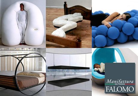 Unconventional Sleeping: The Strangest Beds in The World! http://www.manifatturafalomo.com/blog/mattresses/strangest-beds-in-the-world/