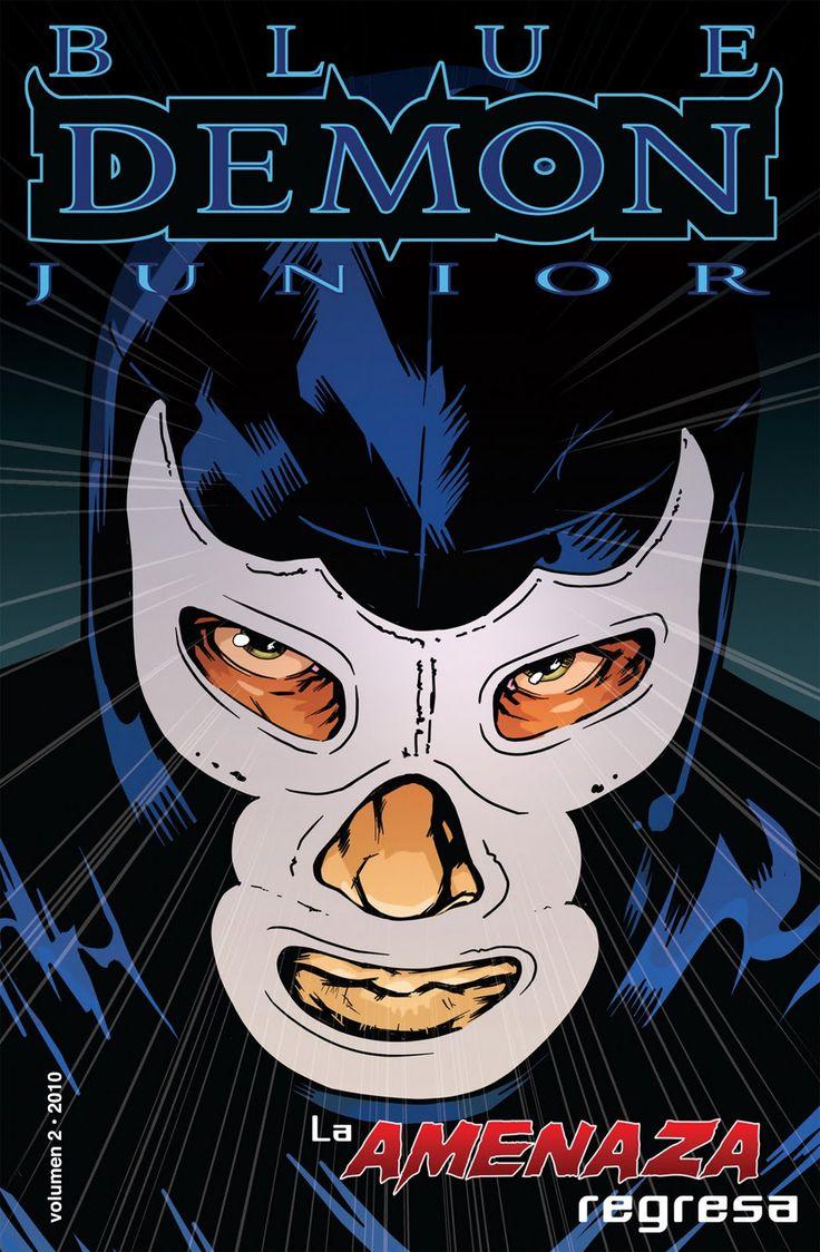 Blue Demon