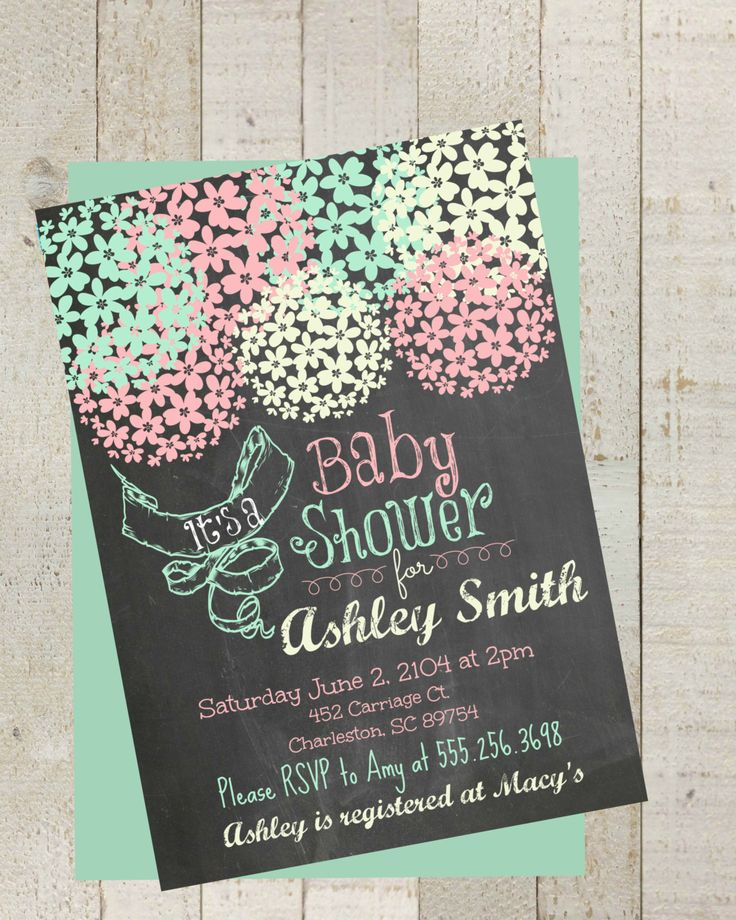 306 best images about your invited to on pinterest   baby, Baby shower invitations