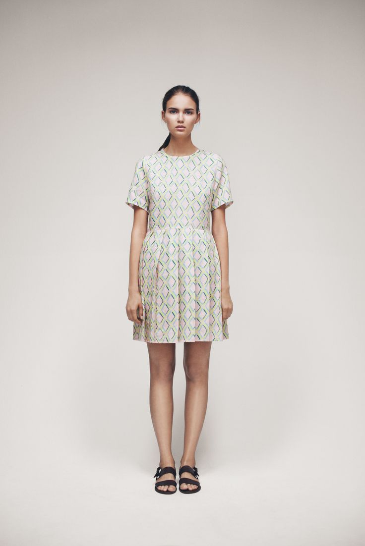 Vinnie Dress | Samuji SS15 Seasonal Collection