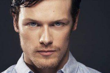 "outlander+jamie | Outlander"" (TV show) cast member Sam Heughan"