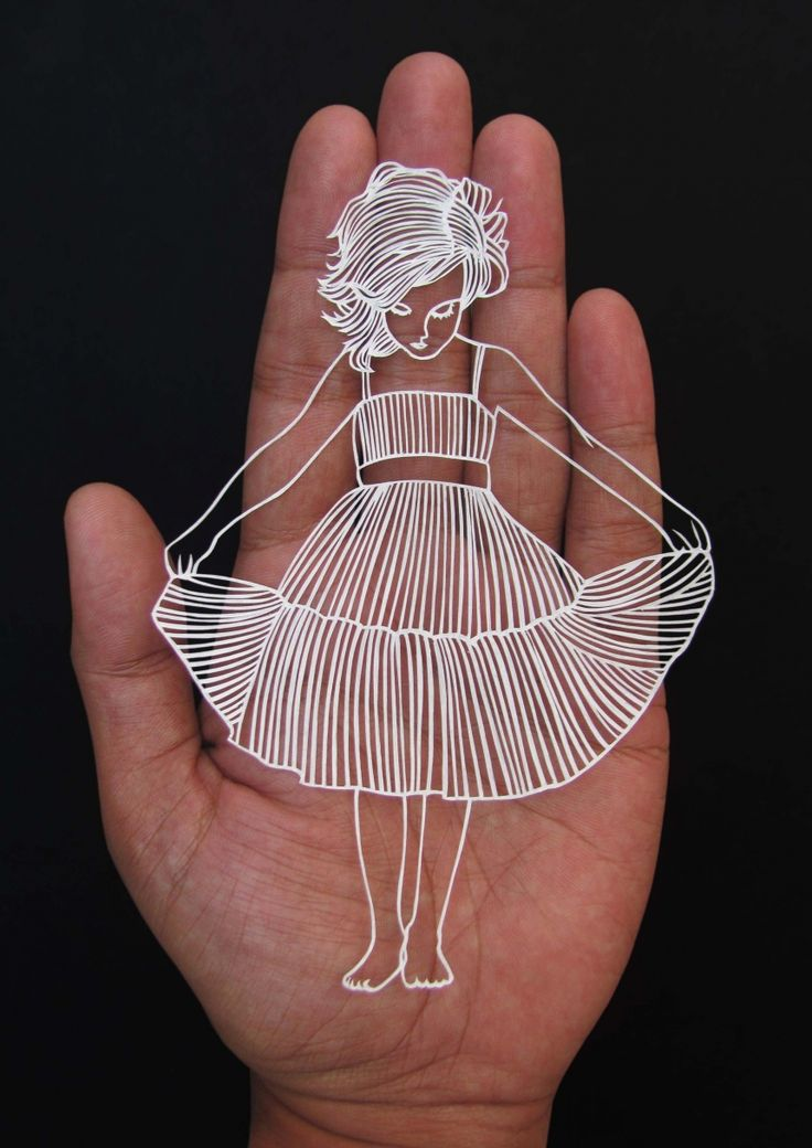 Paper Cuts: Artist hand-cuts incredibly intricate artworks from single sheets of paper   Creative Boom