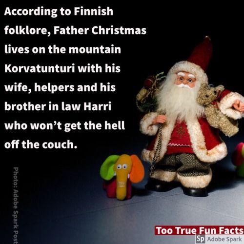 Christmas Fun Fact 12.