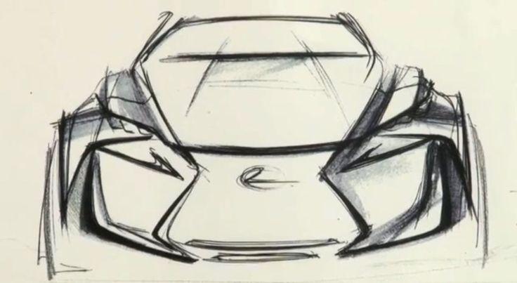 lexus pen sketches - Google 검색