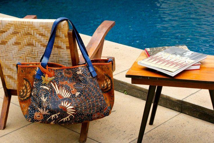 Hobo Bag #batik indonesia