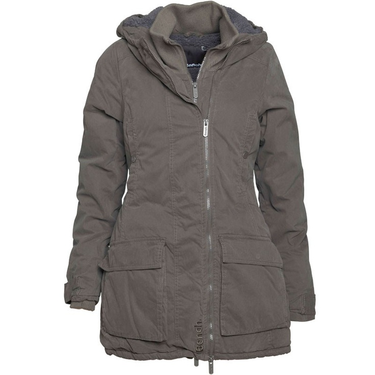 Buy Bench Womens Adventure Jacket Black Ink at MandMDirect ...