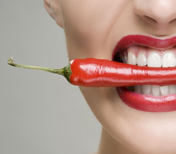 "Best Foods for Youthful Skin -- Red Vegetables- ""Pump up sun protection: Tomatoes, peppers and beets contain the antioxidant lycopene. ""Lycopene acts as a natural sunblock, protecting the skin from damage while increasing collagen levels,"" says New York nutritionist Brook Alpert-  Skin Care The Beauty Authority - NewBeauty"