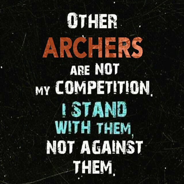 So true... Love being an Archer!