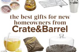 best gifts for new homeowners from crate and barrel