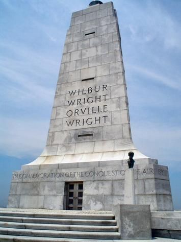 wright brothers memorial | wide first off is the wright brothers memorial and museum