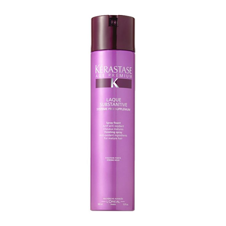 AGE PREMIUM LAQUE SUBSTANTIF Strong Hold Finishing Spray 300ml