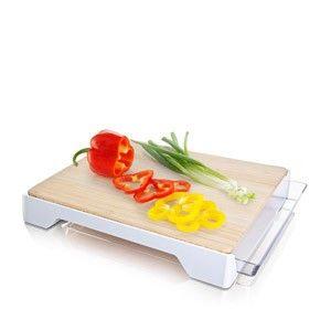 Deska do krojenia z szufladą Tomorrows Kitchen