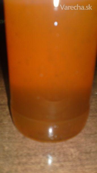 Koncentrovaný sirup z mäty piepornej (fotorecept)