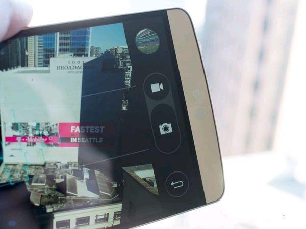 8 thủ thuật để sử dụng tốt nhất camera của G3 - Ảnh 2 Bổ sung thêm nút chụp thực