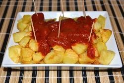 Patatas bravas - Ricetta Patatas bravas di Misya | Patate amore mio ...