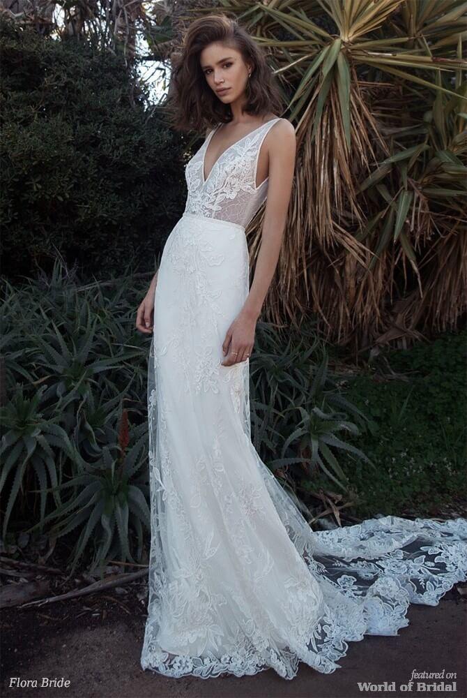 Flora Bridal 2018 Wedding Dresses Preloved Wedding Dresses