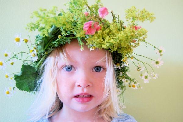 Sint Jan Feest #bloemenkrans