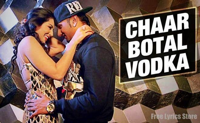 Chaar Bottle Vodka (Honey Singh), Ragini MMS 2