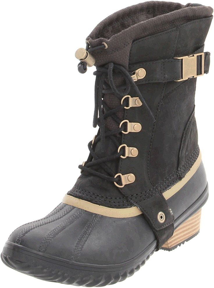 Sorel Conquest Carly Short *** Can't believe it's available, see it now : Women's booties