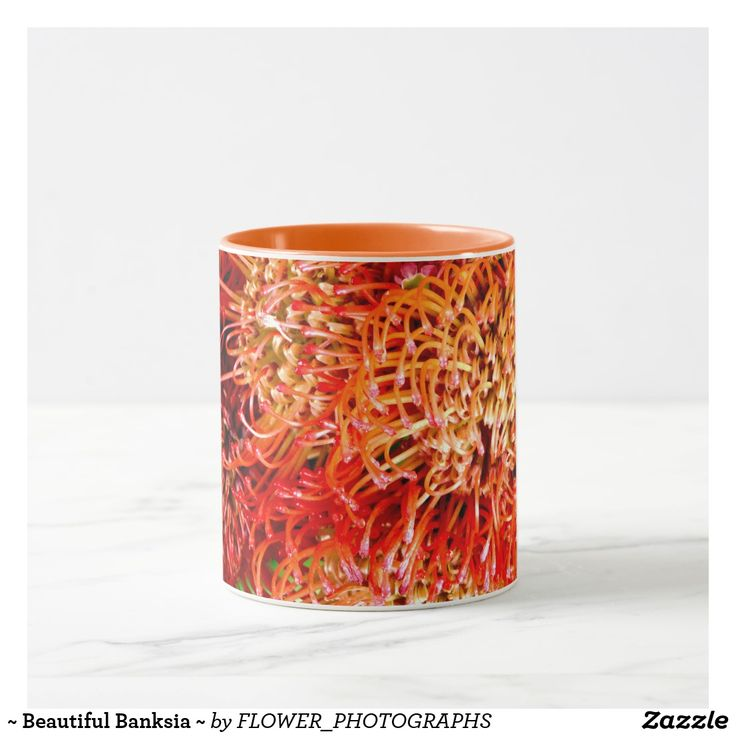 ~ Beautiful Banksia ~ Mug