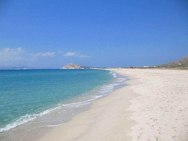 #Kastraki #beach #Naxos #Cyclades #Sandy #Summer
