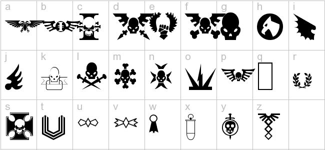 Imperial Symbols, Symbol  アンドロイド、マック、 Windows用 3D ...