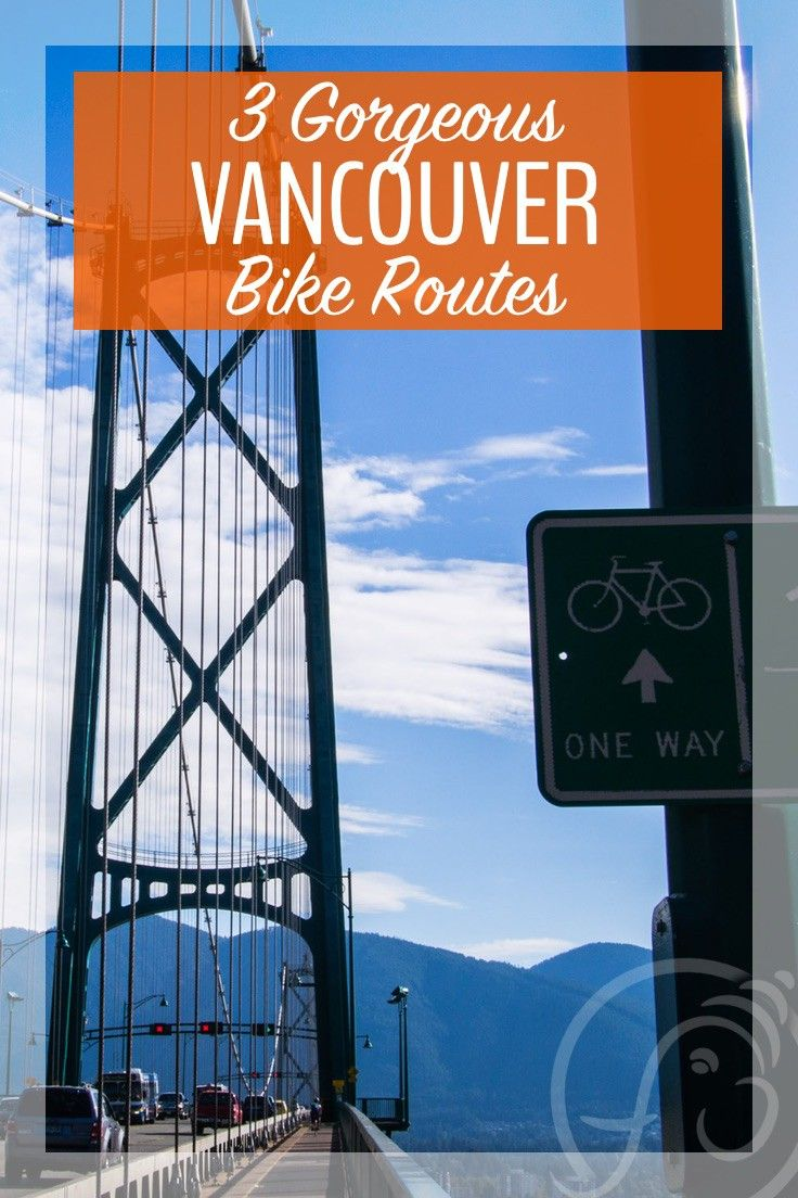 There's no better way to get around Vancouver than by bicycle. Rent one when you…
