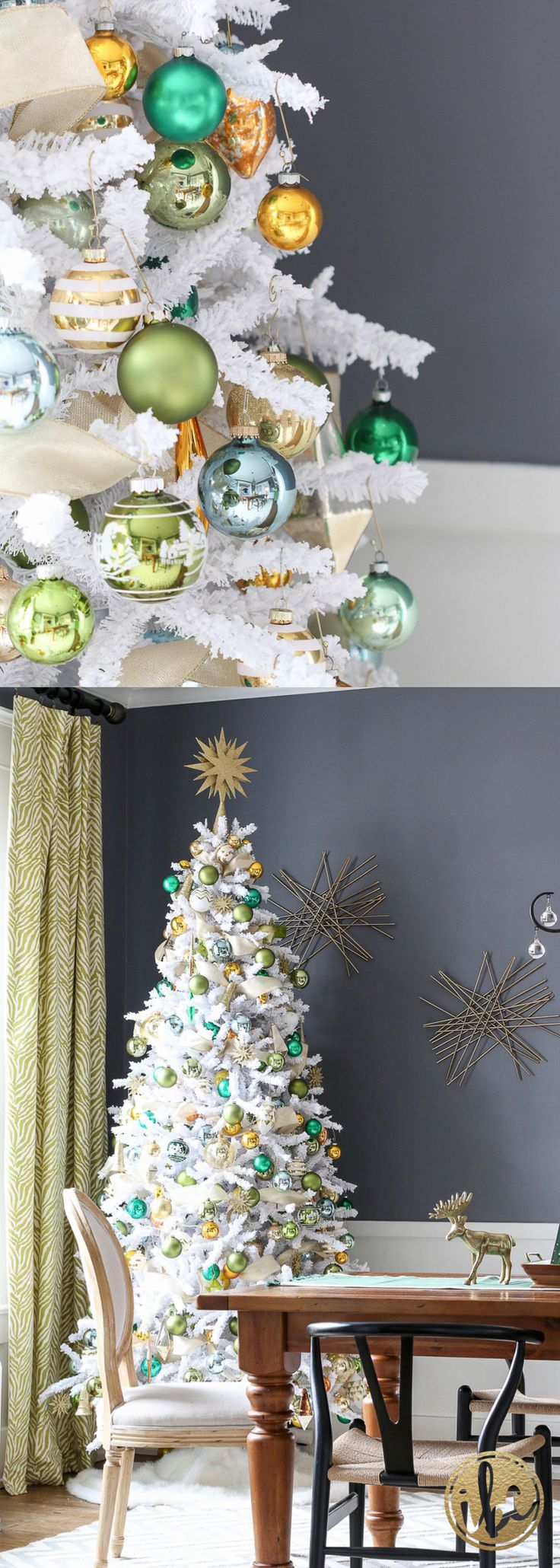 2237 best homegoods enthusiasts images on pinterest art for Modern gold christmas tree