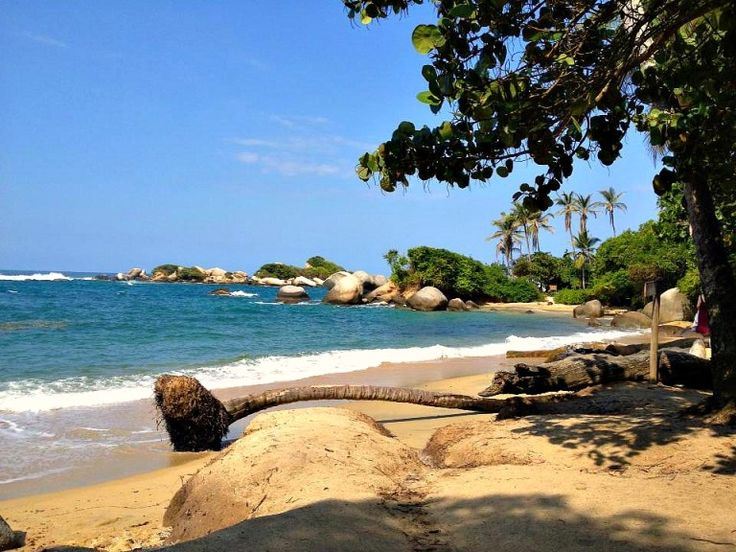 The most beautiful beaches and seaside locations in Colombia Colombia is famous for a lot of this things for example for coffee fields, the friendly people, the big cities Bogota and Medellin, for wonderful colonial cities like Cartagena and Mompox, for the floral and faunal biodiversity, for Vallenato, exotic fruits, Aguardiente and also for its stunning beaches. No matter if you are a tourist, backpacker or expat most likely you are going to visit one of Colombia's beaches at some point...