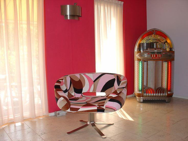 Sixties interieur Vlaardingen
