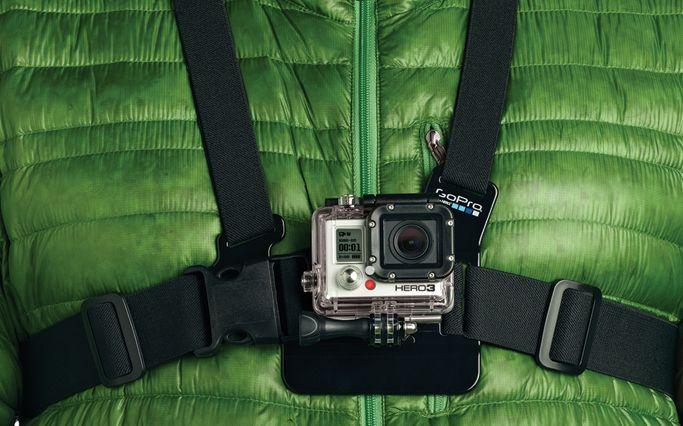 GoPro Hero 3 Black Edition : accessoires indispensables et sac de rangement