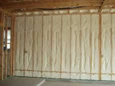 SPRAY POLYURETHANE FOAM INSULATION IS CATEGORIZED INTO TWO TYPES OF PRODUCTS: TWO COMPONENT OPEN CELL FOAM (OCSPF) TWO COMPONENT CLOSED CELL FOAM.
