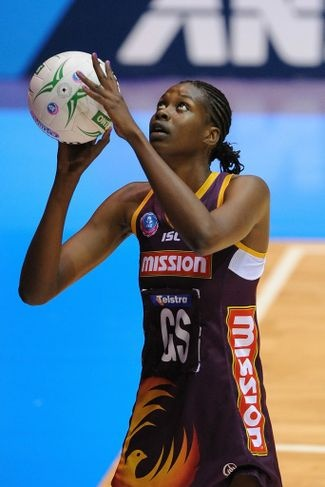 THE Queensland Firebirds ensured two things with a big win in round seven of the trans-Tasman netball competition in Brisbane on Monday night.
