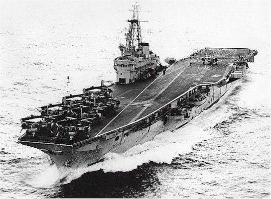 HMCS BONAVENTURE CVL 22 - For Posterity's Sake