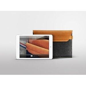 Mujjo MJ-0218 Etui pour iPad Mini Marron