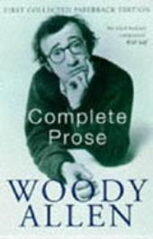 Novels by Woody Allen